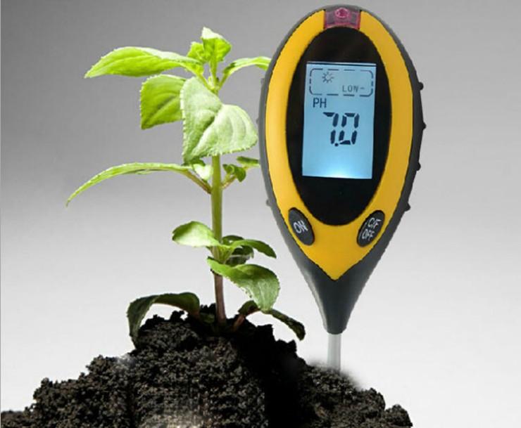 измеритель почвы