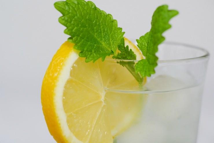 лимонад из мелиссы