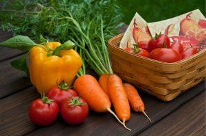 количество нитратов в овощах