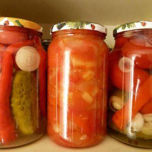консервы с томатами