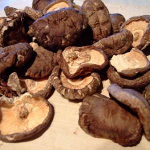 сушеные шиитаке