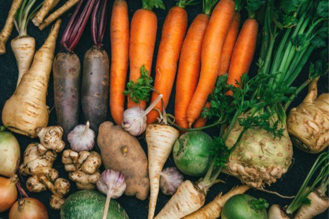 как хранить овощи дома