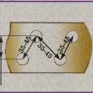 Основные методы подвязки малины