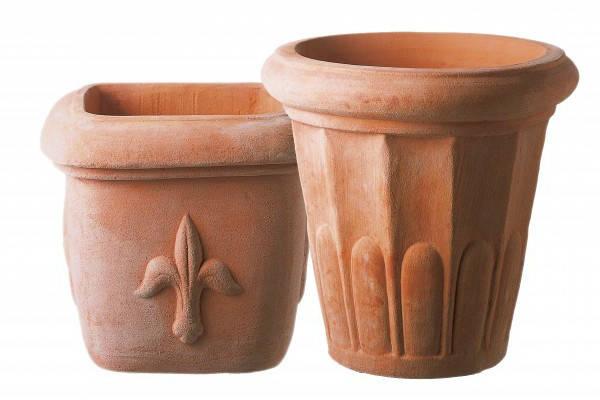 керамические горшки
