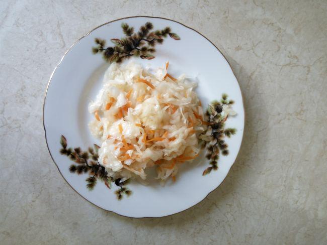 квашеная капуста традиционный рецепт