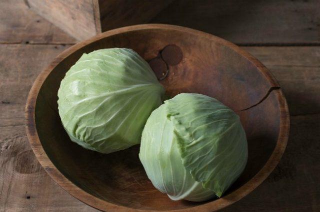 кочаны белокочанной капусты