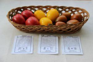 сорта томатов для теплицы 2018