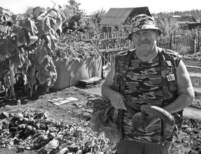 Виктор Тимофеевич Сергеенко