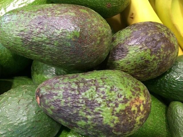 плоды авокадо начали портиться