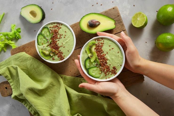 суп из авокадо для похудения