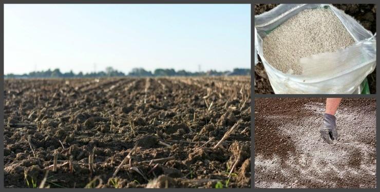 раскисление почвы на участке